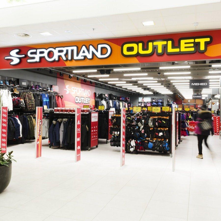 b276bd27224 Sportland Outlet - Moekaubad - Eedenis asuvad kauplused