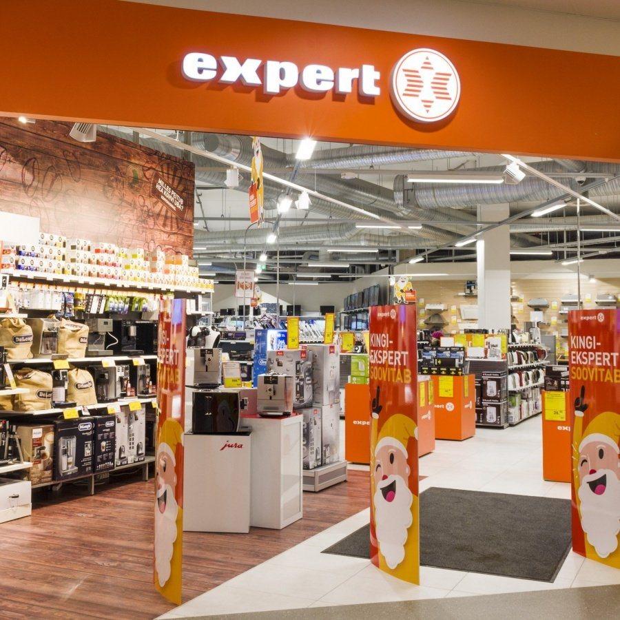 30b05500c95 Expert - Kodu, tehnika ja mänguasjad - Eedenis asuvad kauplused