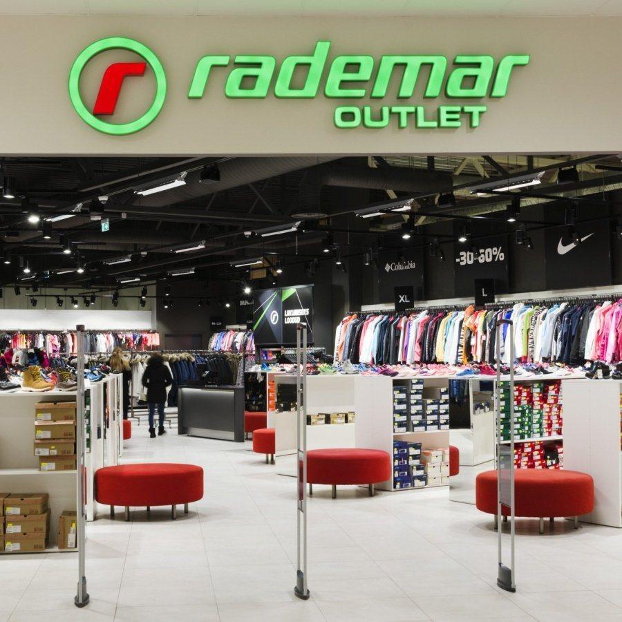 50f2a4346f5 Rademar Outlet - Moekaubad - Eedenis asuvad kauplused
